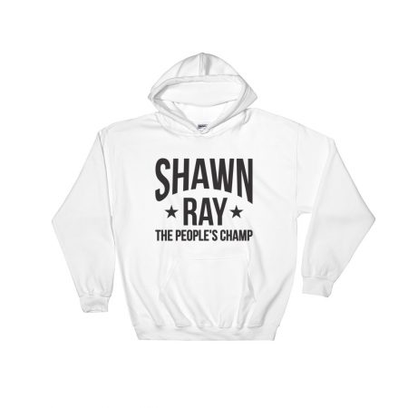 THE PEOPLE'S CHAMP Hooded Sweatshirt